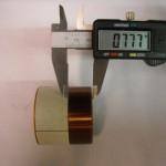 measure winding width