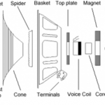 How to Identify Parts of a Speaker