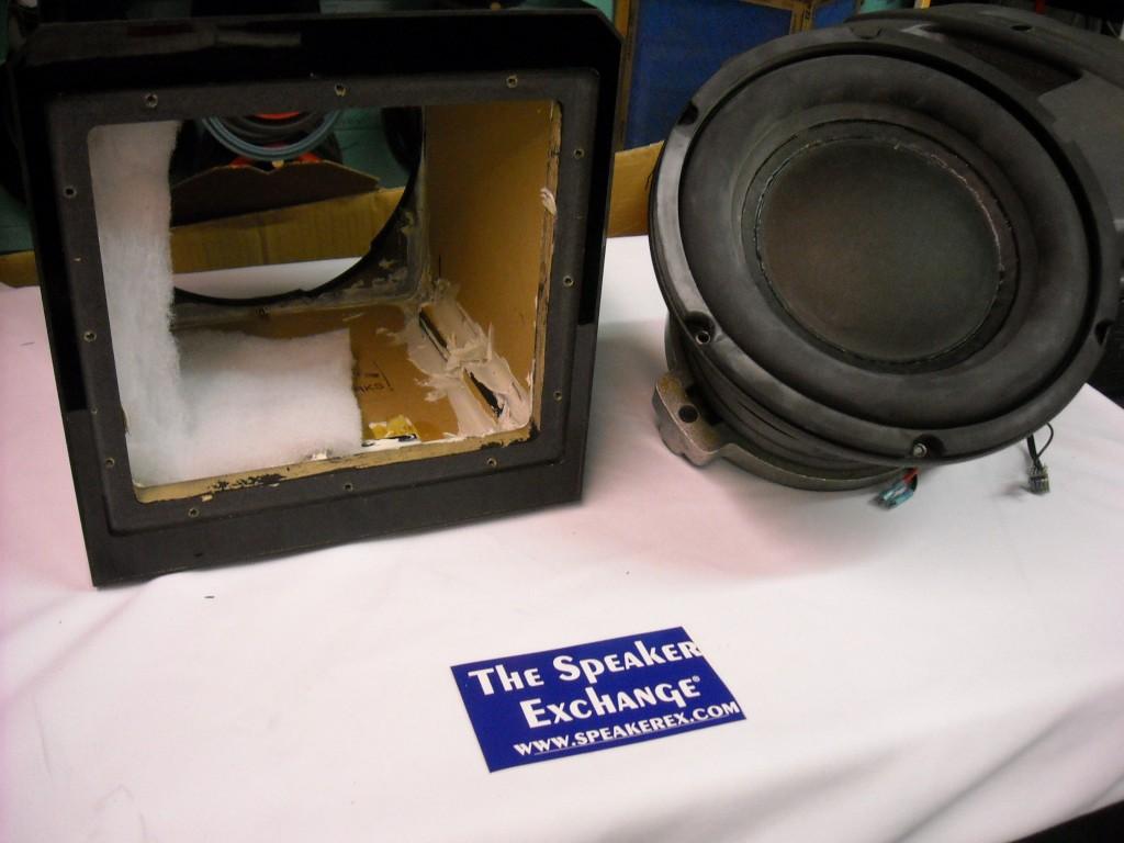 Velodyne HGS10, Speaker Exchange, speakerex