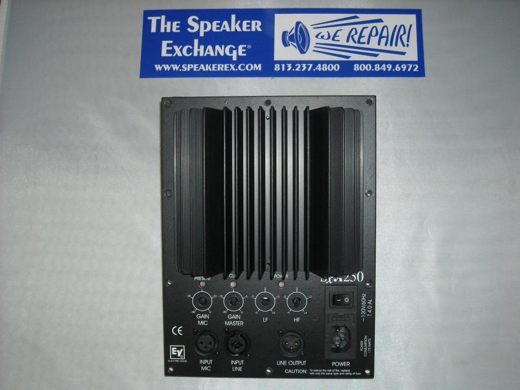 EV SXA250 AMP (2)