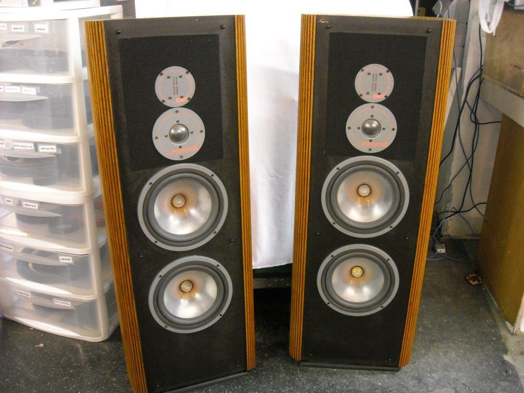 Infinity Rs Repair Speaker Exchange