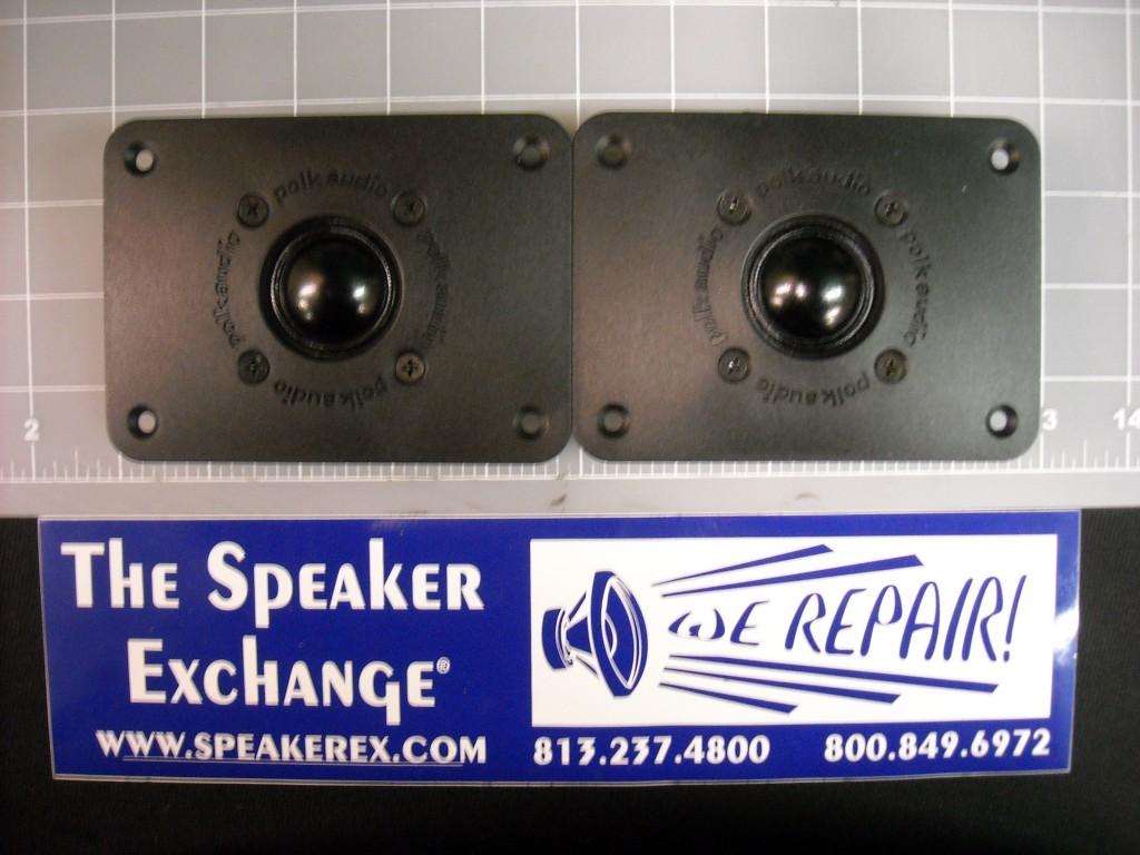 Polk SL1000 Tweeter, Polk SL2000 Tweeter, Polk SL2500 Tweeter, Speaker Repair, The Speaker Exchange, Speakerex
