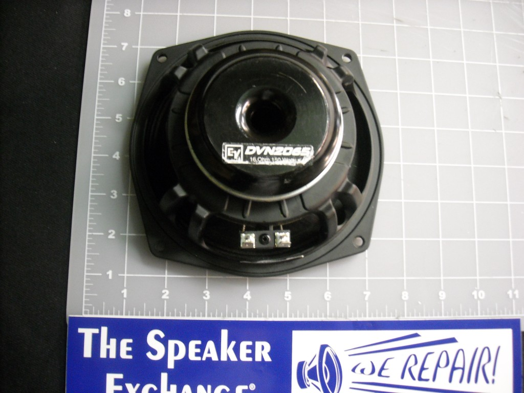 Electro Voice DVN2065 Speaker Repair, EV Speaker Repair, The Speaker Exchange, Speakerex