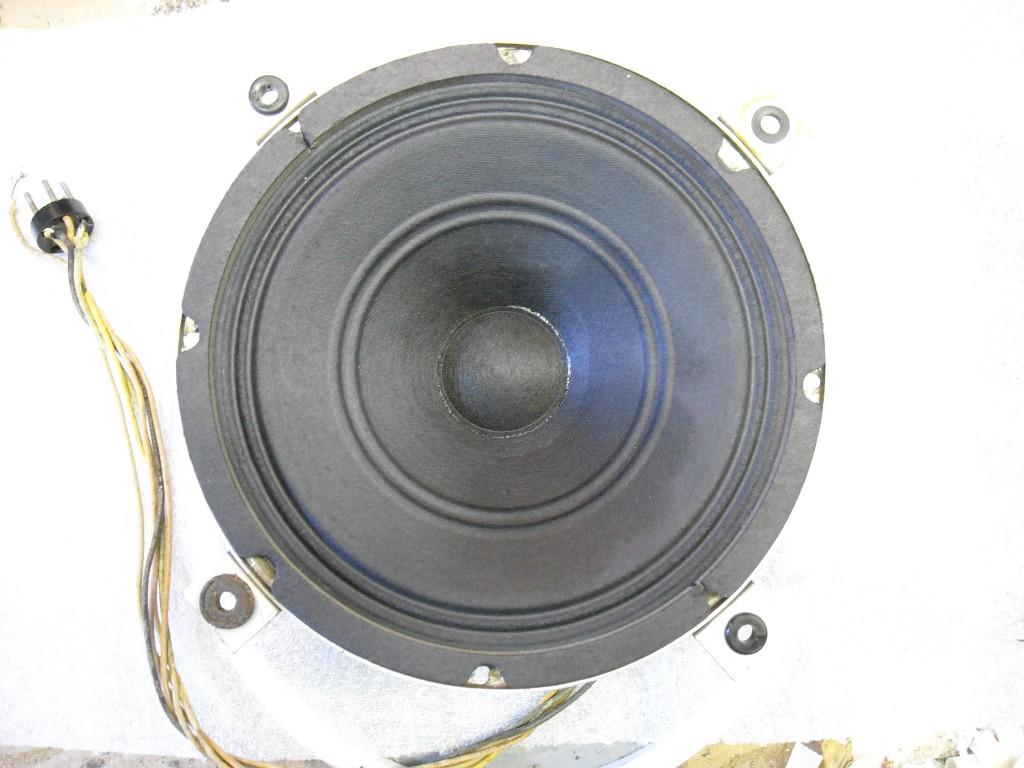 Emerson Speaker Repair, Field Coil Speaker Repair, The Speaker Exchange, Speakerex