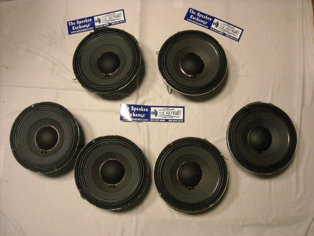 JBL 2204 Speaker Repair, JBL Speaker Repair, The Speaker Exchange, Speakerex