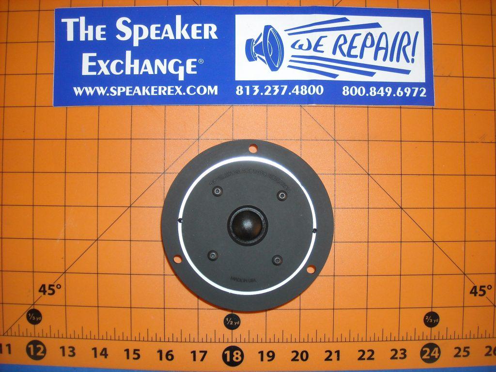Acoustic Research Speaker Parts – Home Exsplore