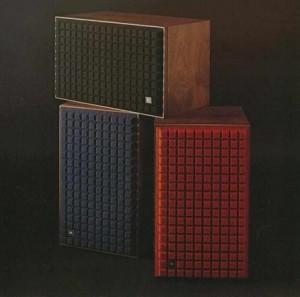 JBL L100 Century, Speaker Repair, The Speaker Exchange, Speakerex