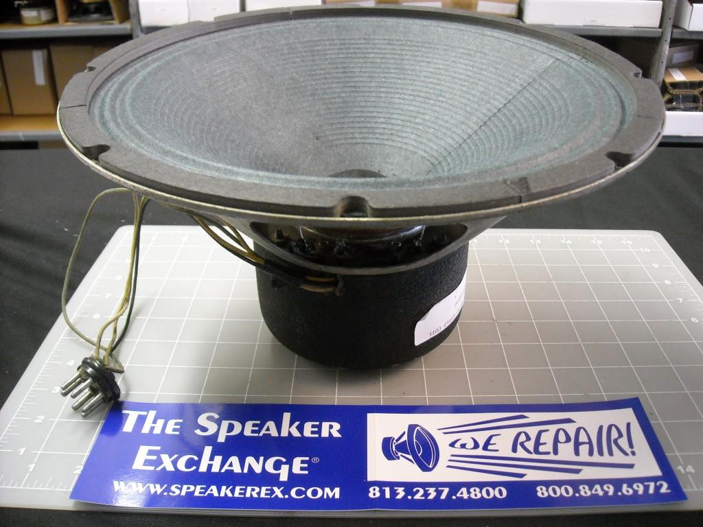 Gibson Speaker Repair, The Speaker Exchange, Speakerex