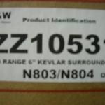 B&W ZZ10531