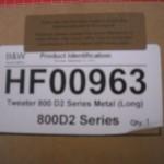 B&W HF00963