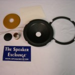 6″ Foam Edge DIY Standard Woofer Recone Kit 8 Ohms