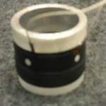 3)  voice coil at correct position on fixture
