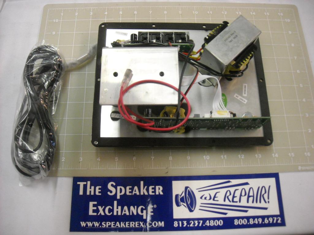 Klipsch KSW Powered Subwoofer Amplifier Plate Repair Service