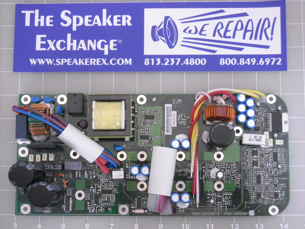 The Speaker Exchange Repair Replacement Recone Refoam At Electronics Center Inc We Specialize In Industrial Add To Wishlist Loading