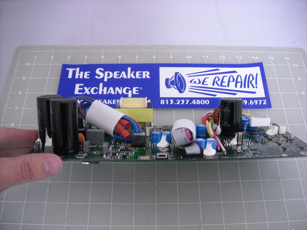 EON 515XT Amplifier Board JBL 140296-6JBL 444969-001 EON 515