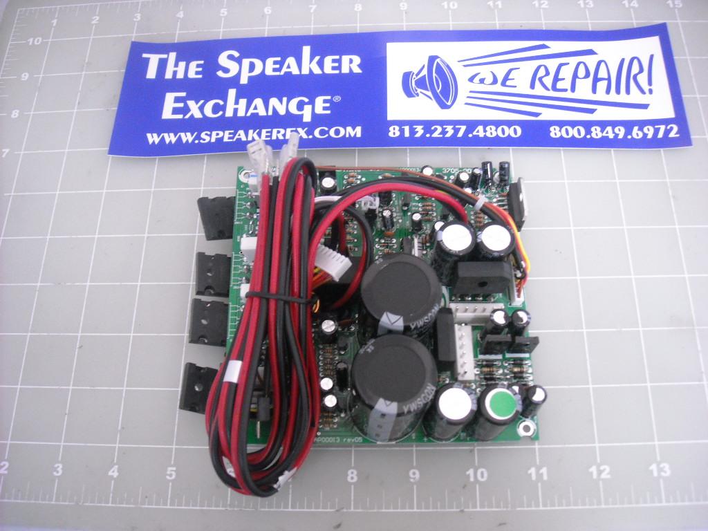 Cerwin Vega PCAP00013 CVA28, CVA28X Amp PCB Board