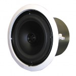 Ceiling Speaker 8″ 70 Volt Coaxial Assembly