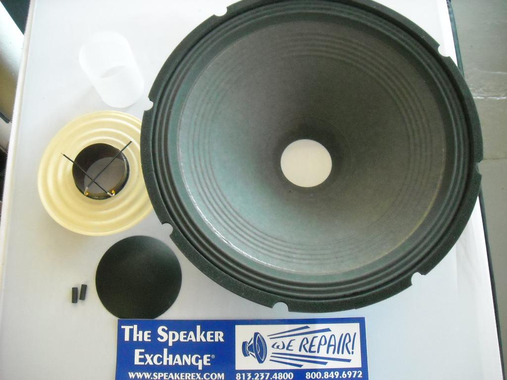 ELECTRO VOICE  SMX 2151 VOICE COIL    SPEAKER REPAIR PARTS.