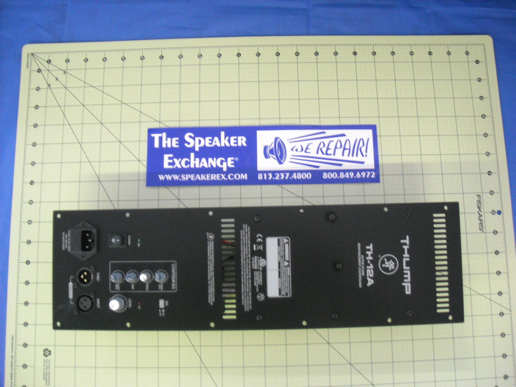 mackie thump th 12a amplifier speaker exchange. Black Bedroom Furniture Sets. Home Design Ideas