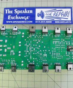 cerwin vega cva 121 amplifier board pcb assembly pcap00011 speakerhome electronic parts cerwin vega