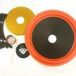 Cerwin Vega 101W2 Recone Kit for D2, D3, D4: CV 101W2 RKAM