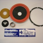 Cerwin Vega 81W4 Recone Kit: 81W4 AMRK