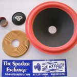 Cerwin Vega REW10 Recone Kit: REW10 AMRK
