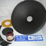 Cerwin Vega XL18S Recone Kit: XL18S AMRK