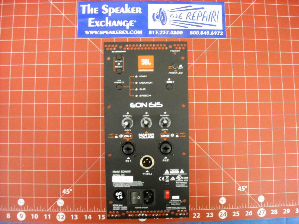 Jbl 5043263 Jbl Eon615 Amplifier Assembly Speaker Exchange